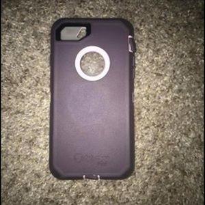 Otter box iPhone 7
